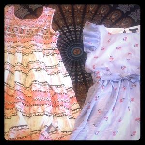 TOMMY HILFIGER & JUICY COUTURE GIRLS DRESSES!